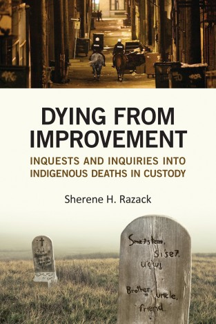 Cover of Dying from Improvement